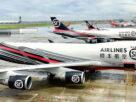 สายการบินจีนพักงาน'นักบิน-พนง.ต้อนรับฯ' หลังชกต่อยกลางฟ้า